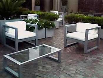 Jardinsol juegos de living for Juego de jardin fundicion aluminio
